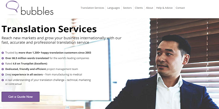 How Can Translation Services Improve Your Company's Image by translation agency?