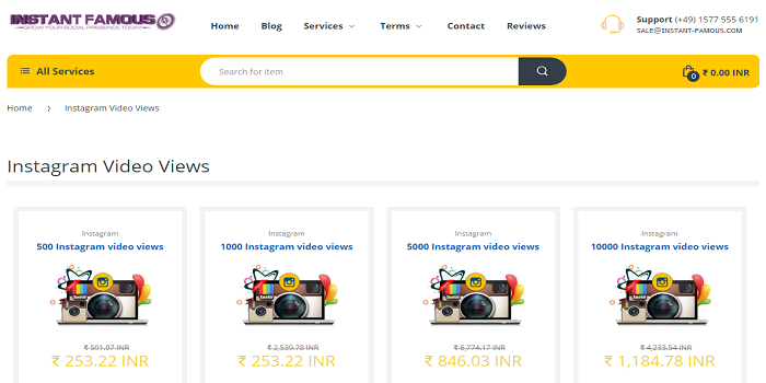 10 Best Sites To Buy Instagram Followers (Real & Active) instant views