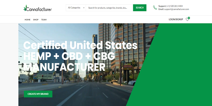 Offering CBD By Yourself Private Tag With CBG Manufacturing